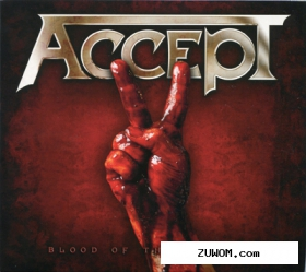 ACCEPT - Blood Of The Nations (2010/320kb)