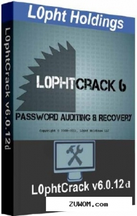L0phtCrack Password Auditor Enterprise v6.0.12d