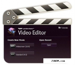 Wondershare Video Editor 3.0.3.6